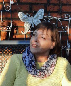 Anna Felizitas im Sonnenlicht